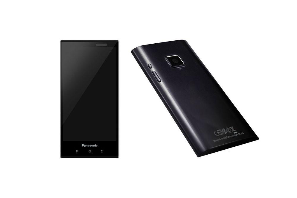 Denne Panasonic-mobilen kommer til Europa