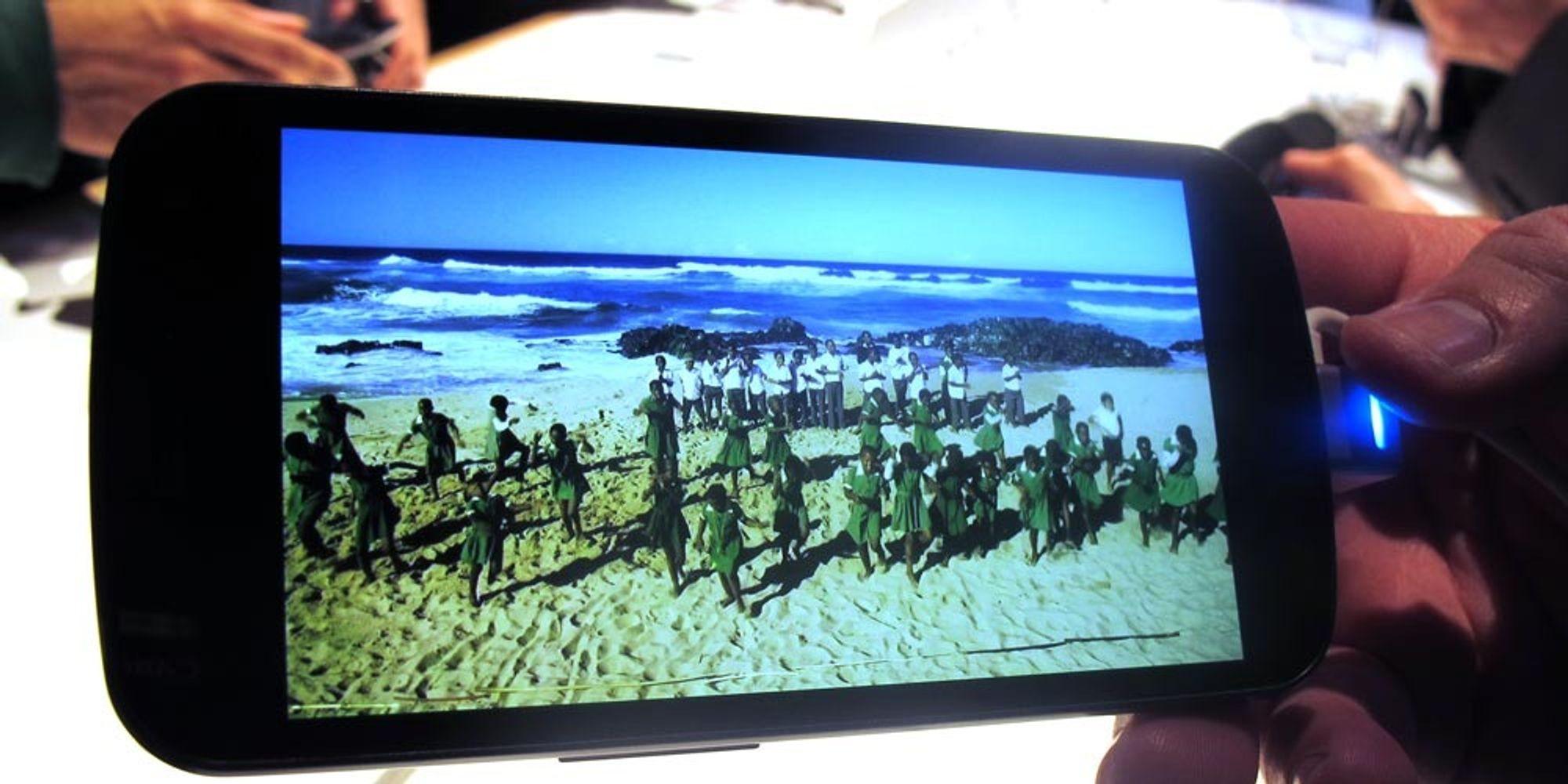 Samsung Galaxy Nexus er forsinket