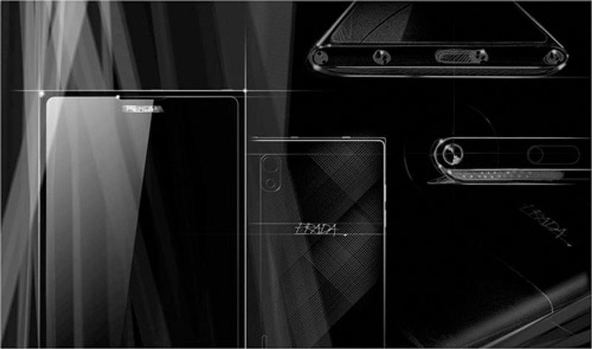 LG bekrefter ny Prada-telefon