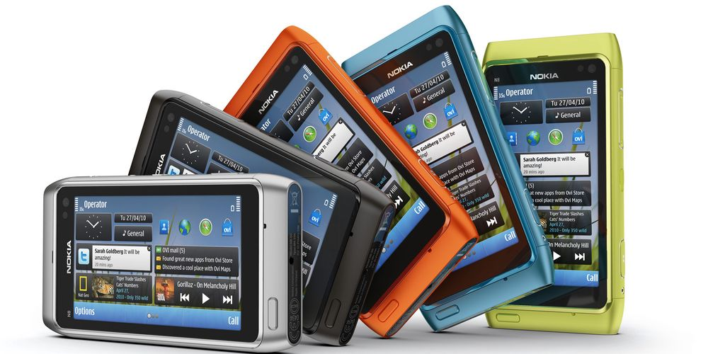 Nokia N8 i salg i september