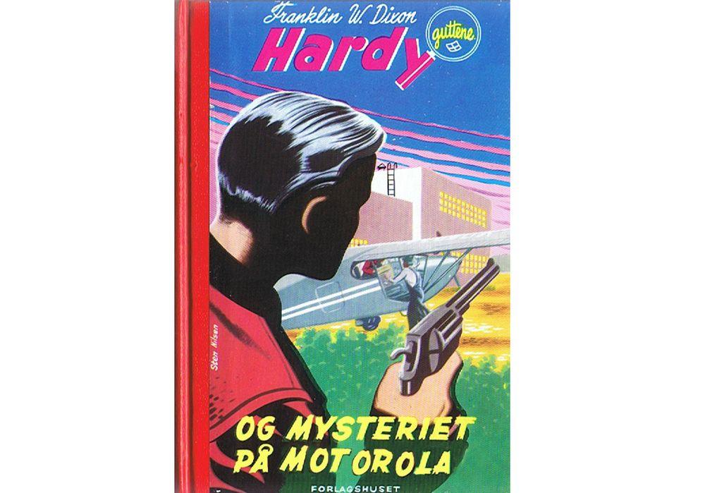 En mobil spionroman - Motorola saksøker Huawei