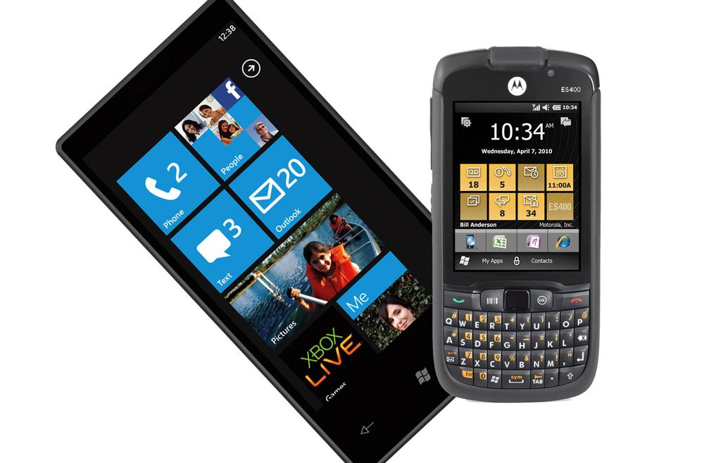 Hva er greia med Windows Mobile og Windows Phone?