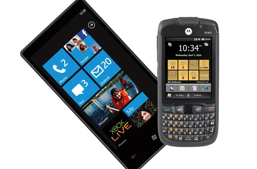 Hva er greia med Windows Mobile og Windows Phone?