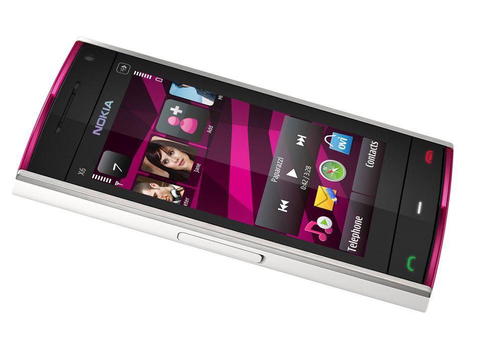 Nokia holder det nede