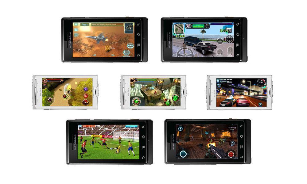 10 Android-titler fra Gameloft