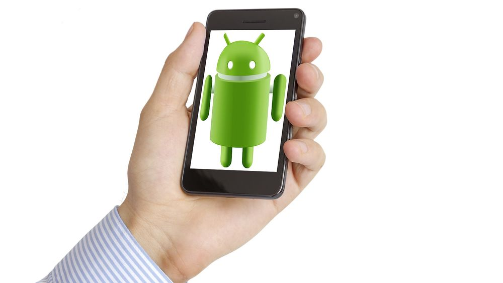 Smartmobilen, Samsung og Googles Android var de store vinnerne på mobiltelefonmarkedet i fjor.