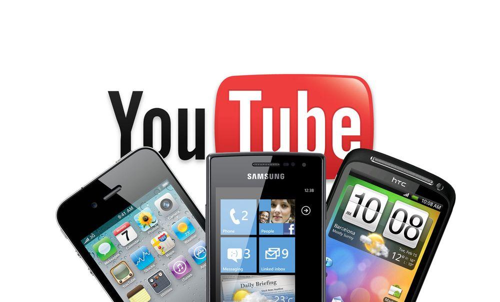 Slik deler du video fra mobilen