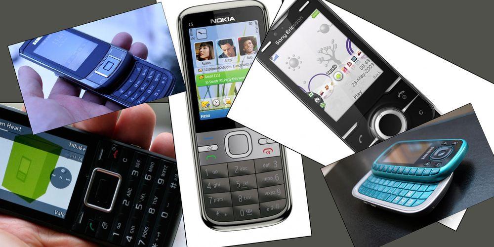 Gode og enkle billigtelefoner