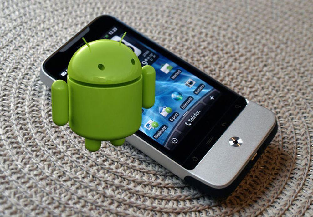 Android 2.2 til HTC før jul?