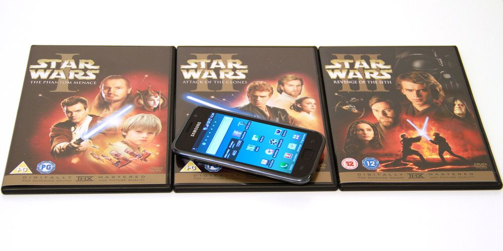Funker Star Wars på Galaxy S? Oh yes!
