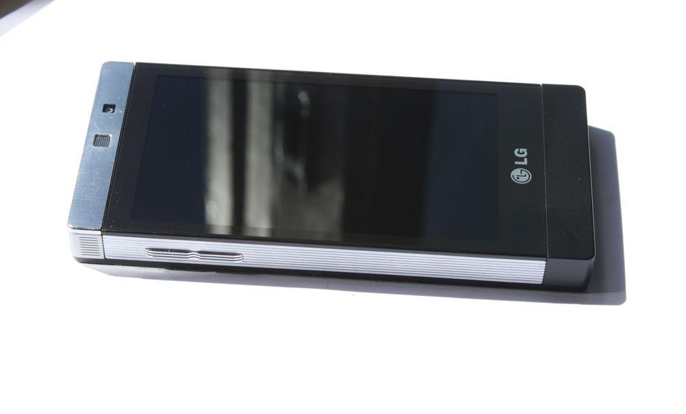 Unboxing av LG Mini