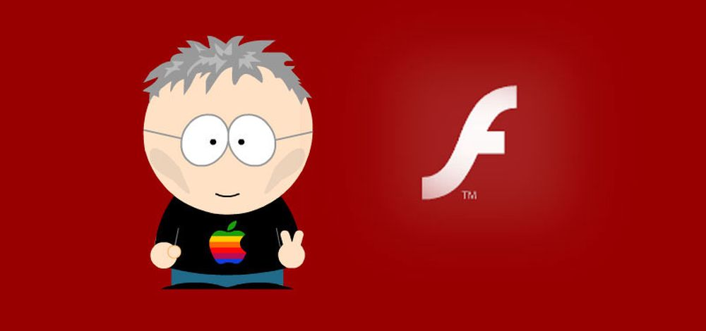 Steve Jobs om Flash på iPhone