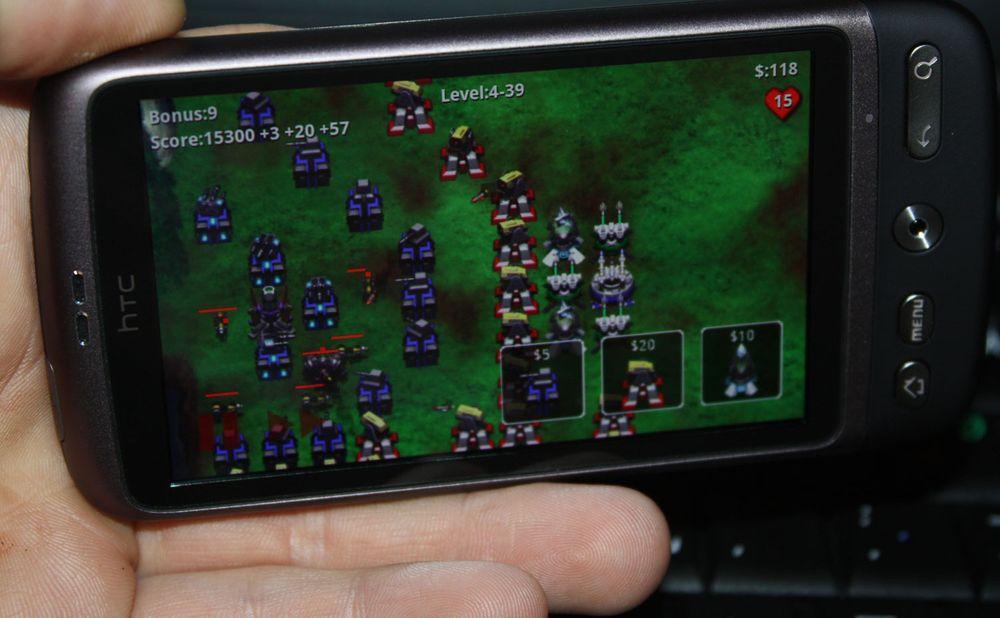 Det beste mobilspillet som finnes