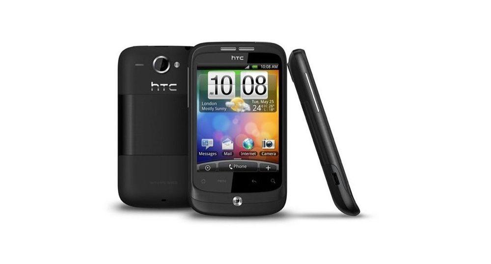 HTC lanserer Wildfire