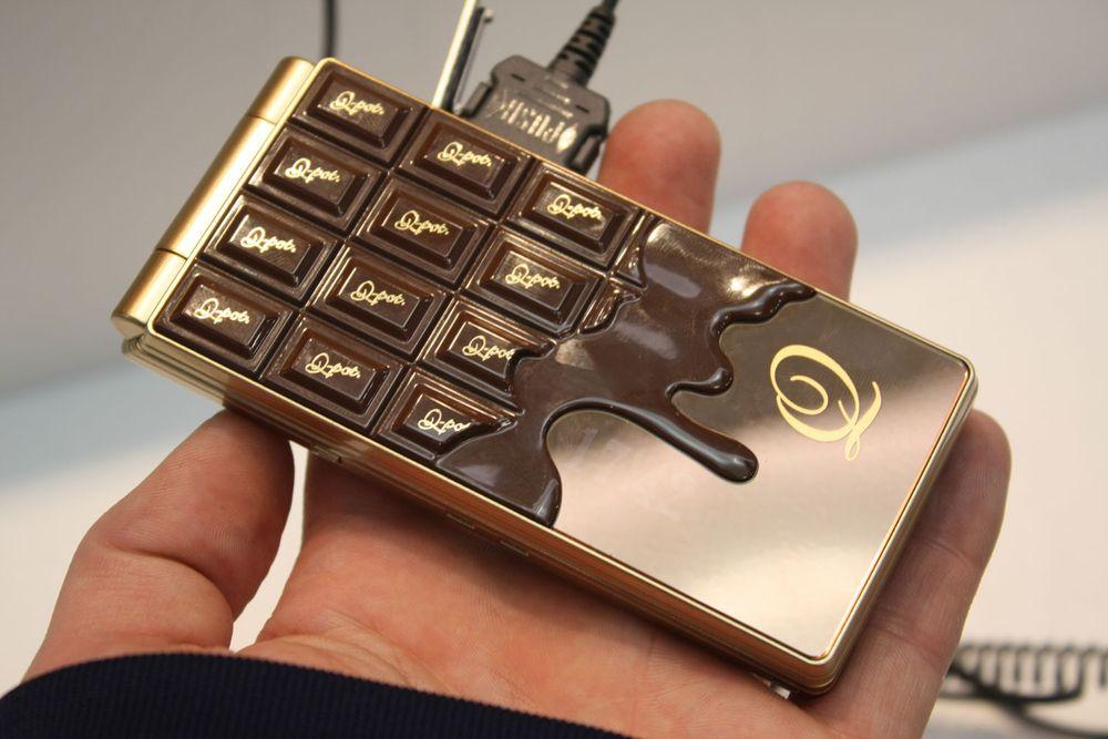 En skikkelig sjokolademobil