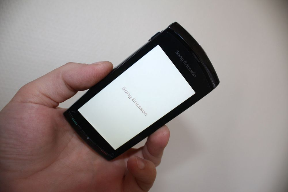 Vi pakker opp Sony Ericsson Vivaz