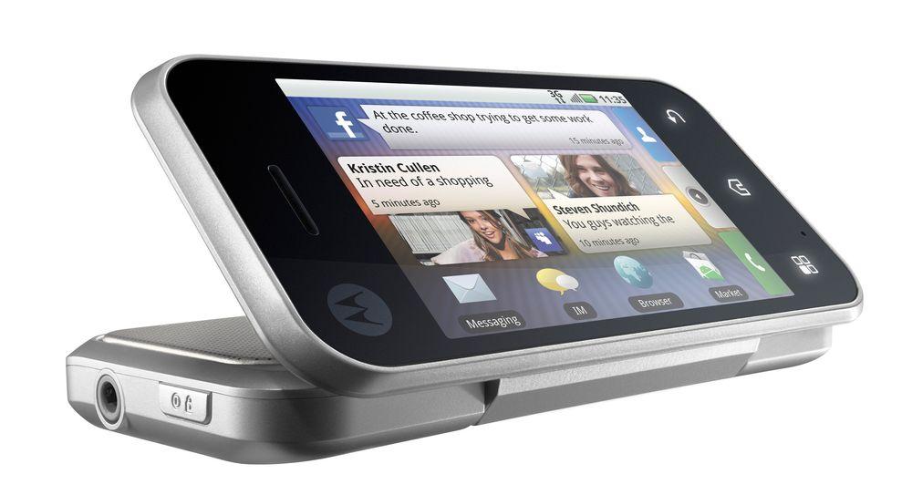 Motorola lanserte ny Android-telefon