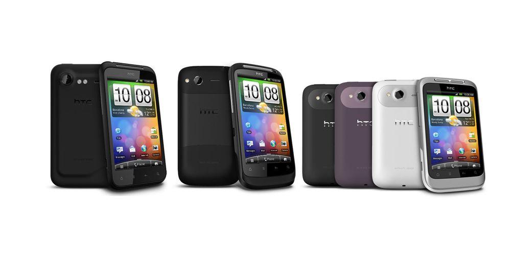 Stor lansering fra HTC