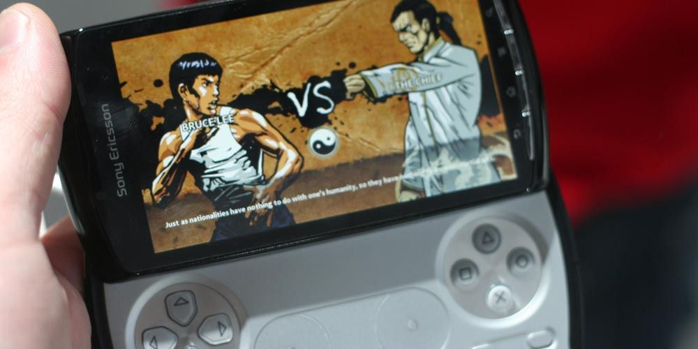 Lyntest: Sony Ericsson Xperia Play