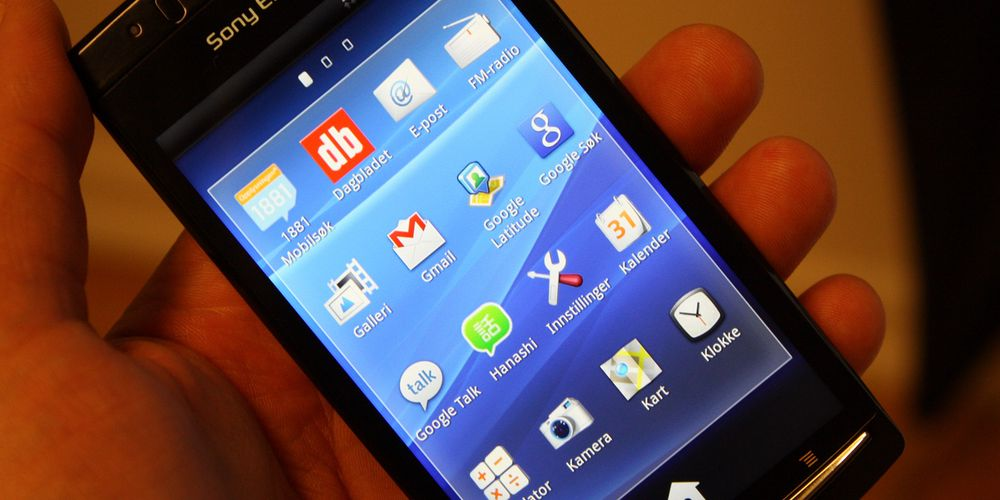 Lyntest: Sony Ericsson Xperia Arc