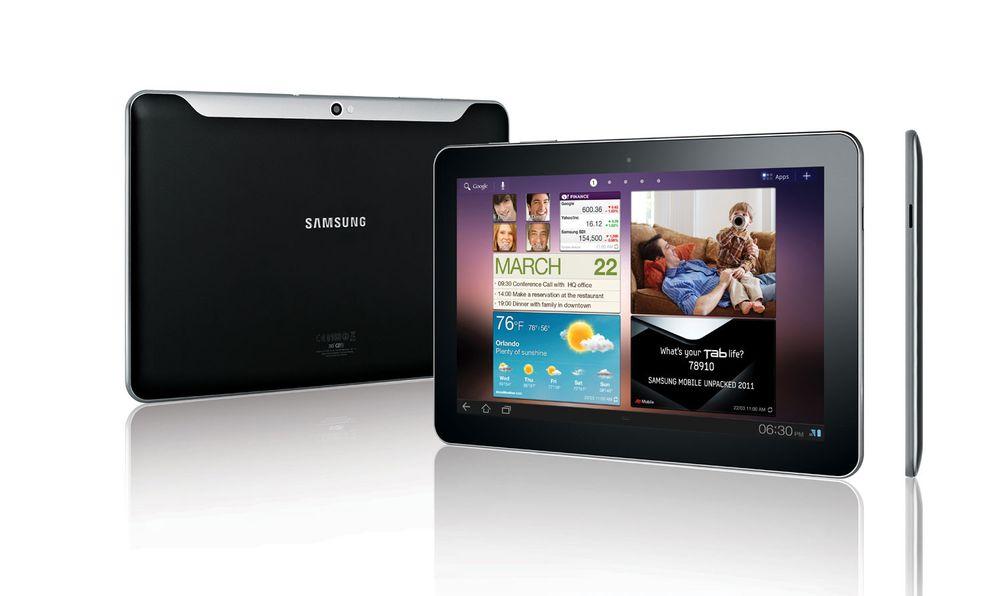 Samsung lanserer Galaxy Tab 8.9