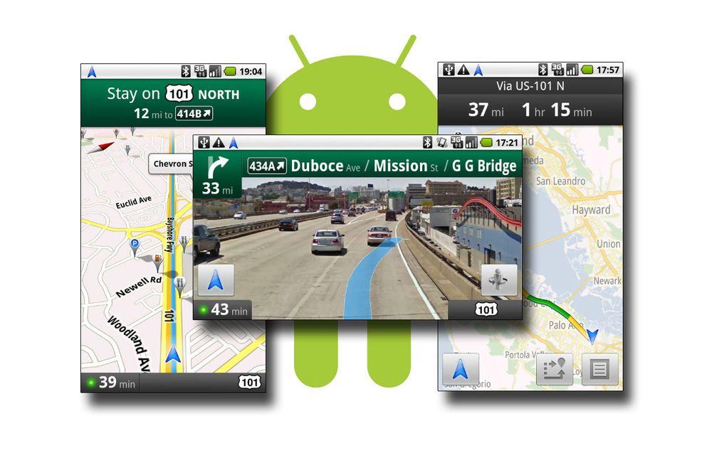 Offline-navigasjon fra Google?