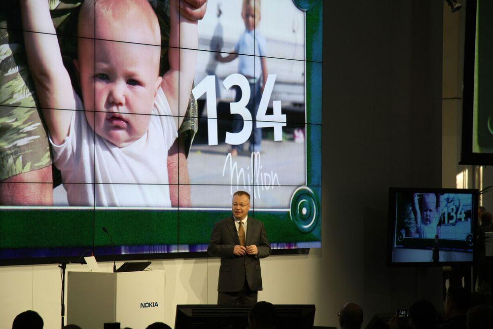 Nokia lanserer mobil med 41 megapiksler