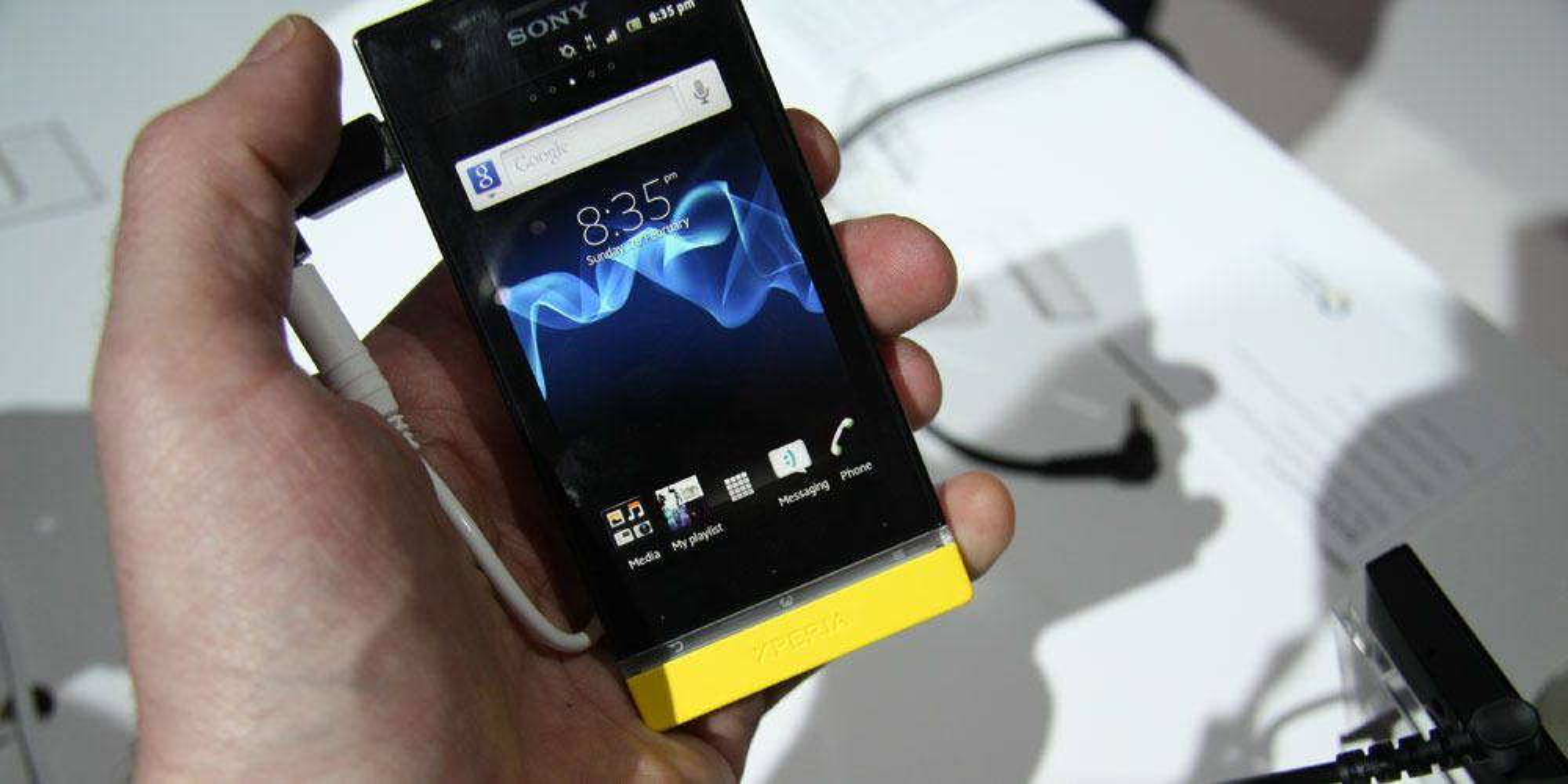 Lyntest: Sony Xperia U