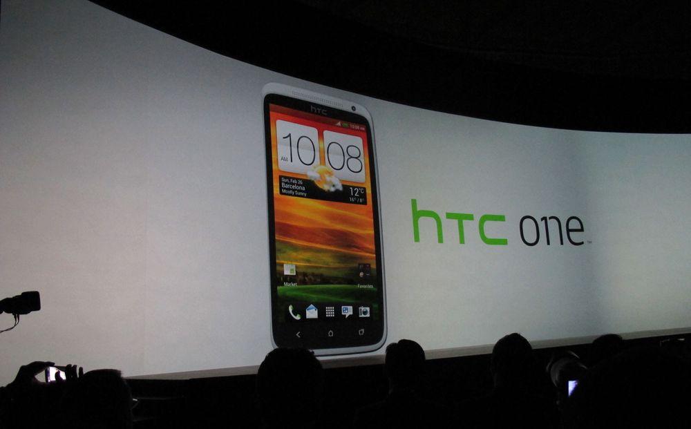 HTC lanserer den nye One-serien