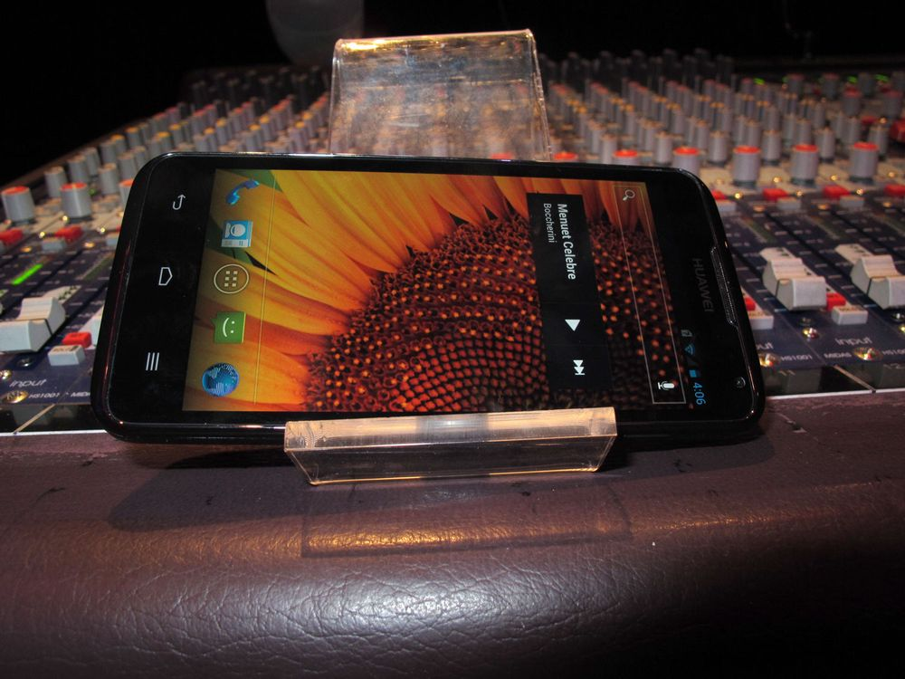 Lyntest: Huawei Ascend D quad