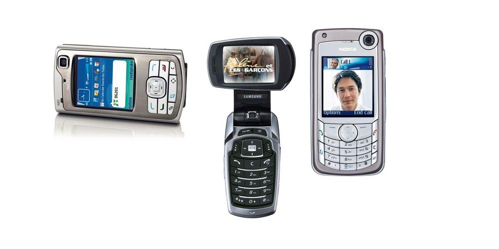 7 mobiltrender ingen lenger snakker om