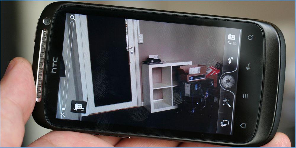 Mobilen er det nye kameraet