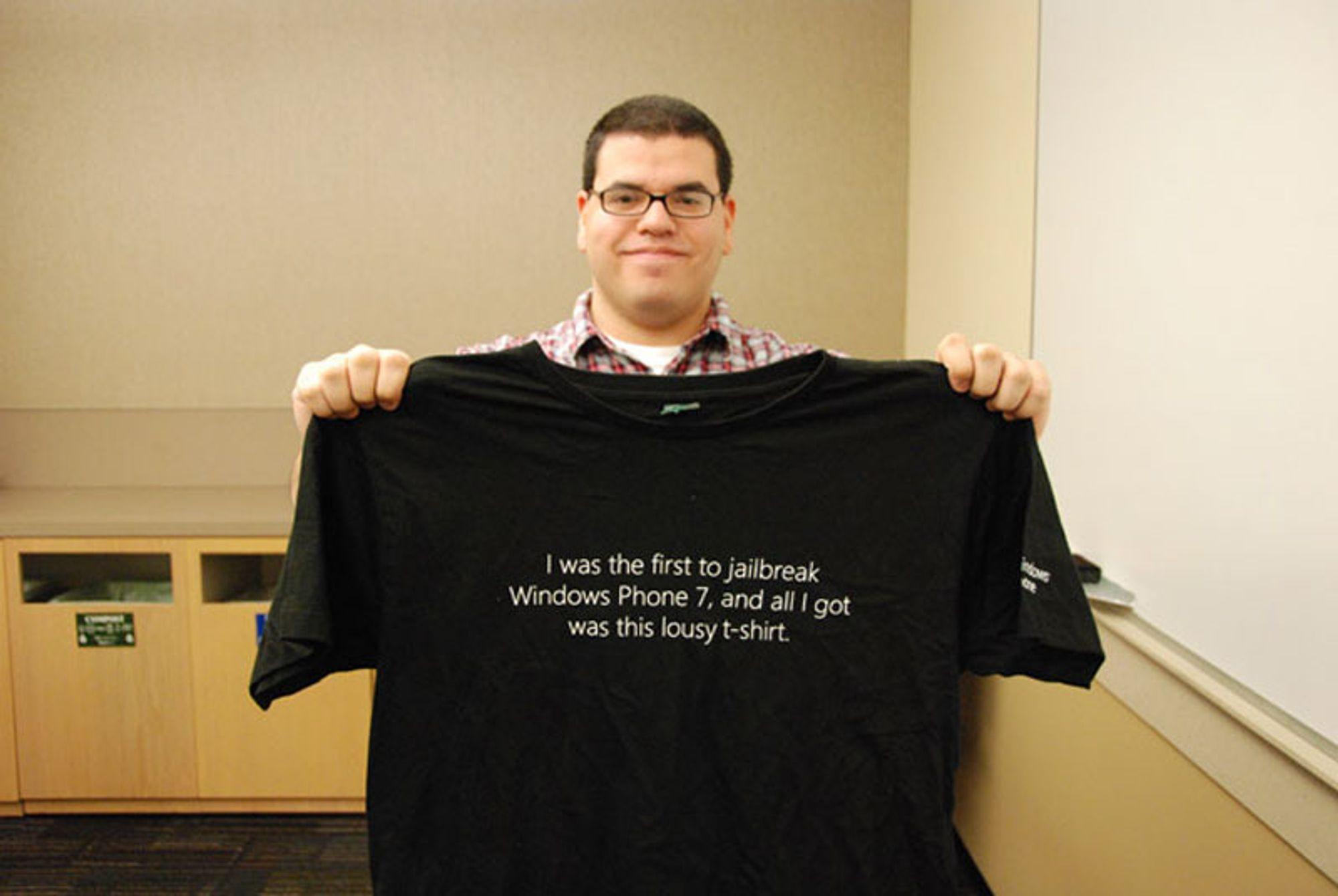 Microsoft gir premie til WP7-jailbreakerne