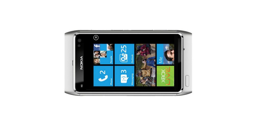 Nokia-telefoner med Windows Phone 7 på vei?