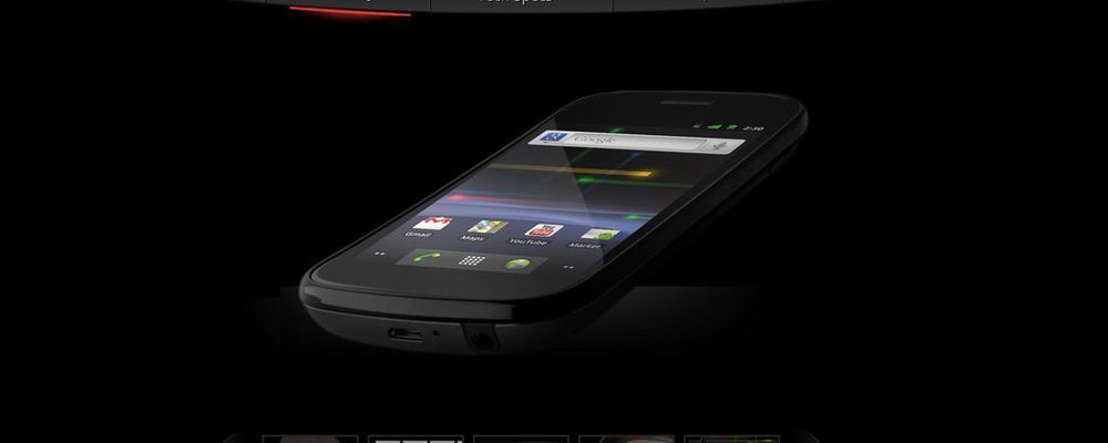 Her er den nye Google-telefonen