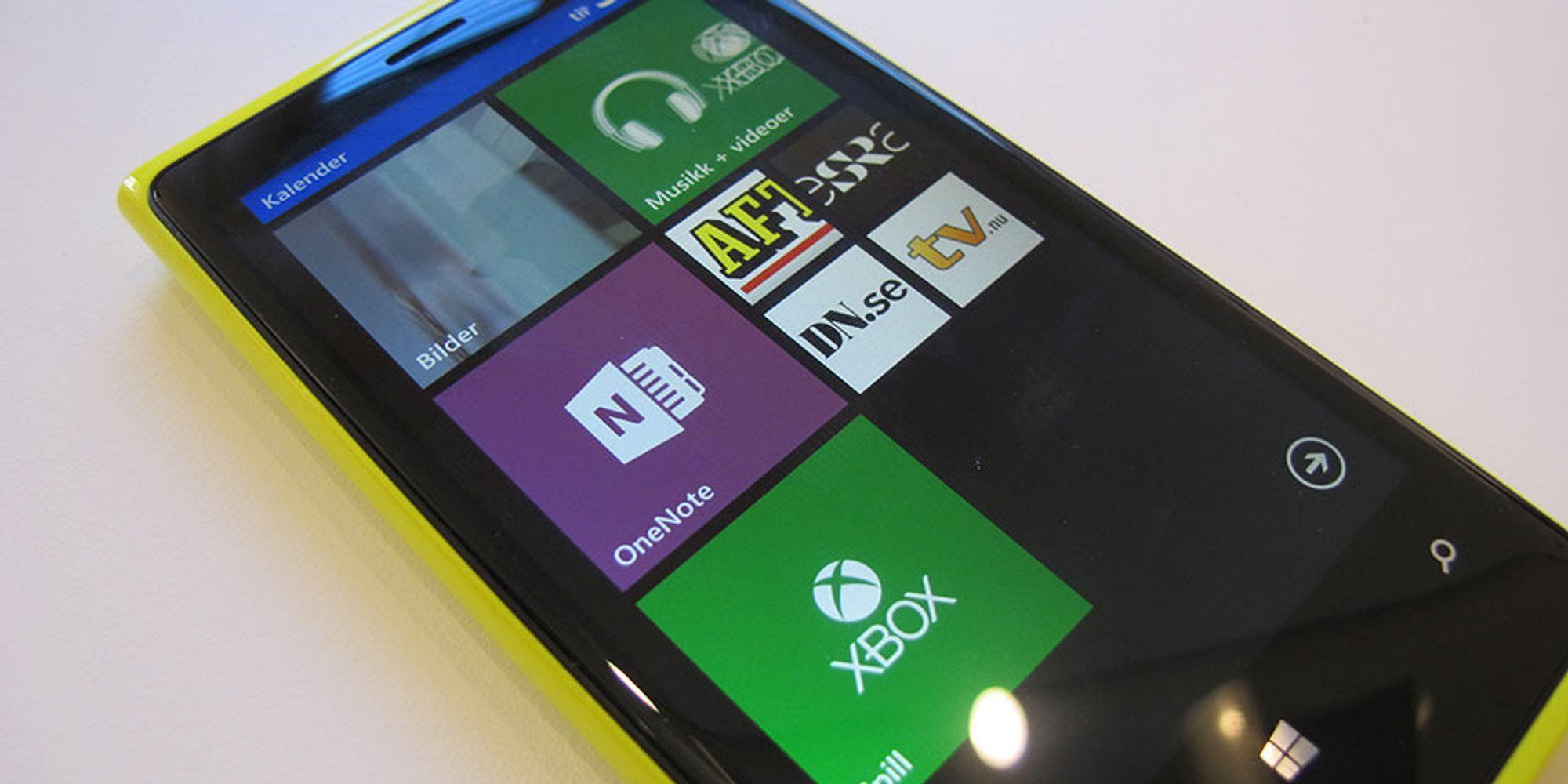 Lyntest: Nokia Lumia 920