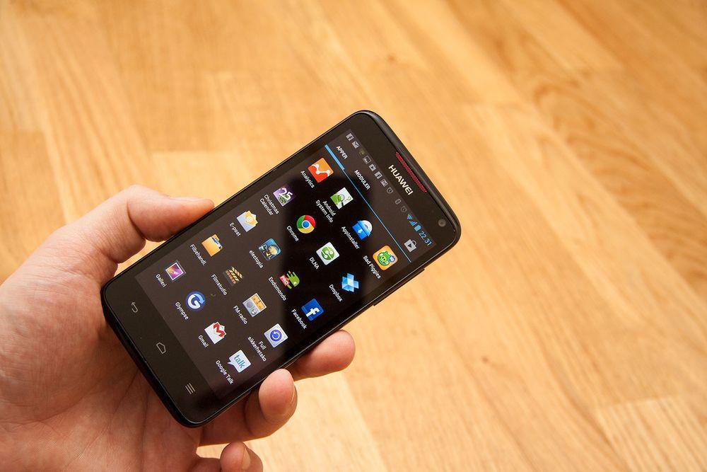 TEST: Huawei Ascend D1 Quad U9150
