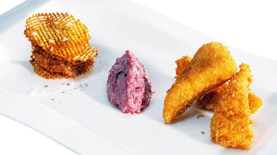 DAGENS RETT: Denne vrien på fish & chips smaker himmelsk