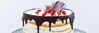 Denne kaken blir flere enn mor glad for