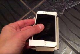 Fremsiden minner sterkt om iPhone 6 og 6S i den nye ryktevideoen.