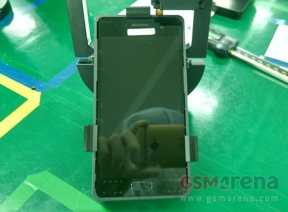 Galaxy S7-skjermen i all sin prakt – hvis ryktet stemmer, altså.