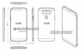 Disse plantegningene har tidligere blitt lekket, og skal vise LG G5 i all sin prakt.