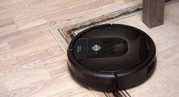iRobot Roomba 980 Støvsugerroboten som ikke kaster bort tiden