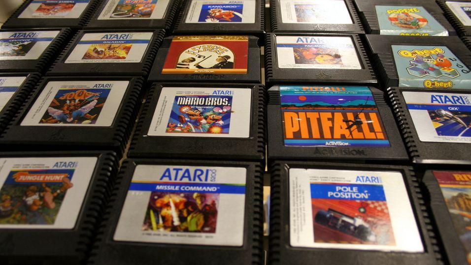 Til våren kommer 100 Atari-spill i én pakke på Steam