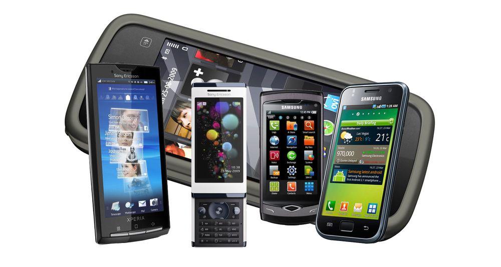 Her er de mest populære mobilene