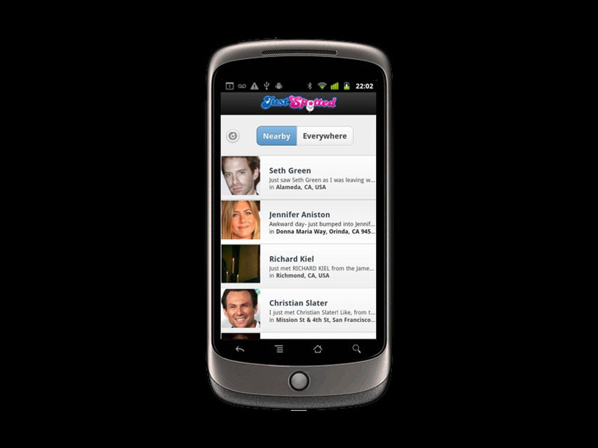 Denne appen hadde ikke funket i Norge