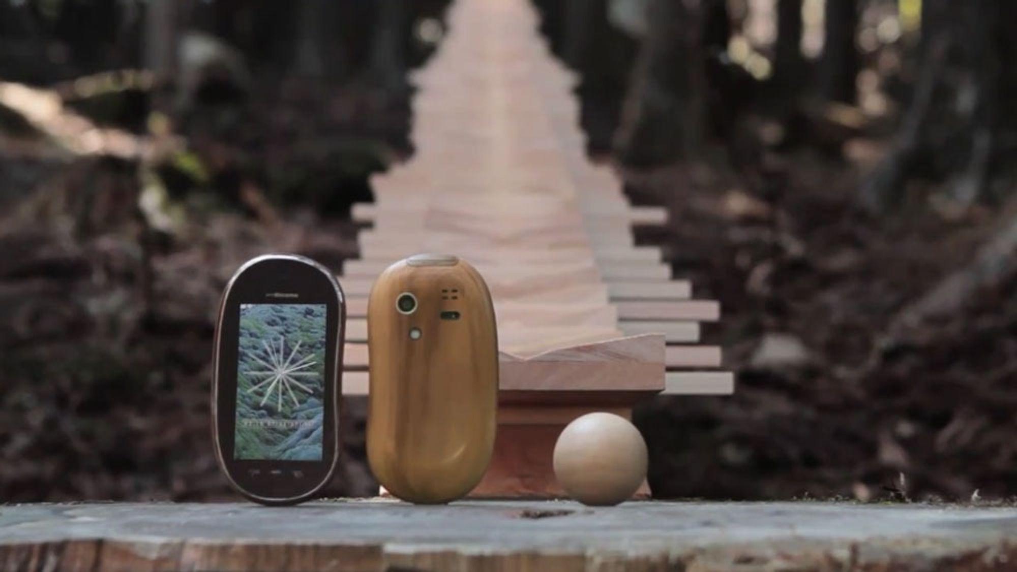 Dette er muligens den beste mobilreklamen vi har sett
