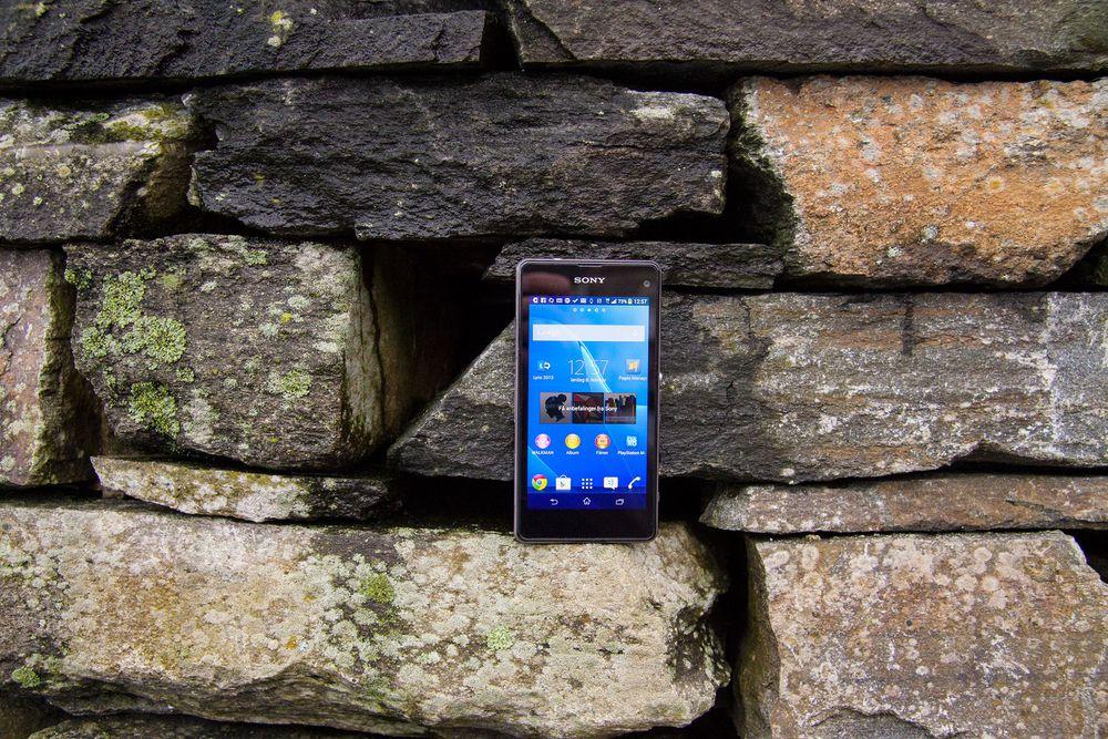 TEST: Sony Xperia Z1 Compact