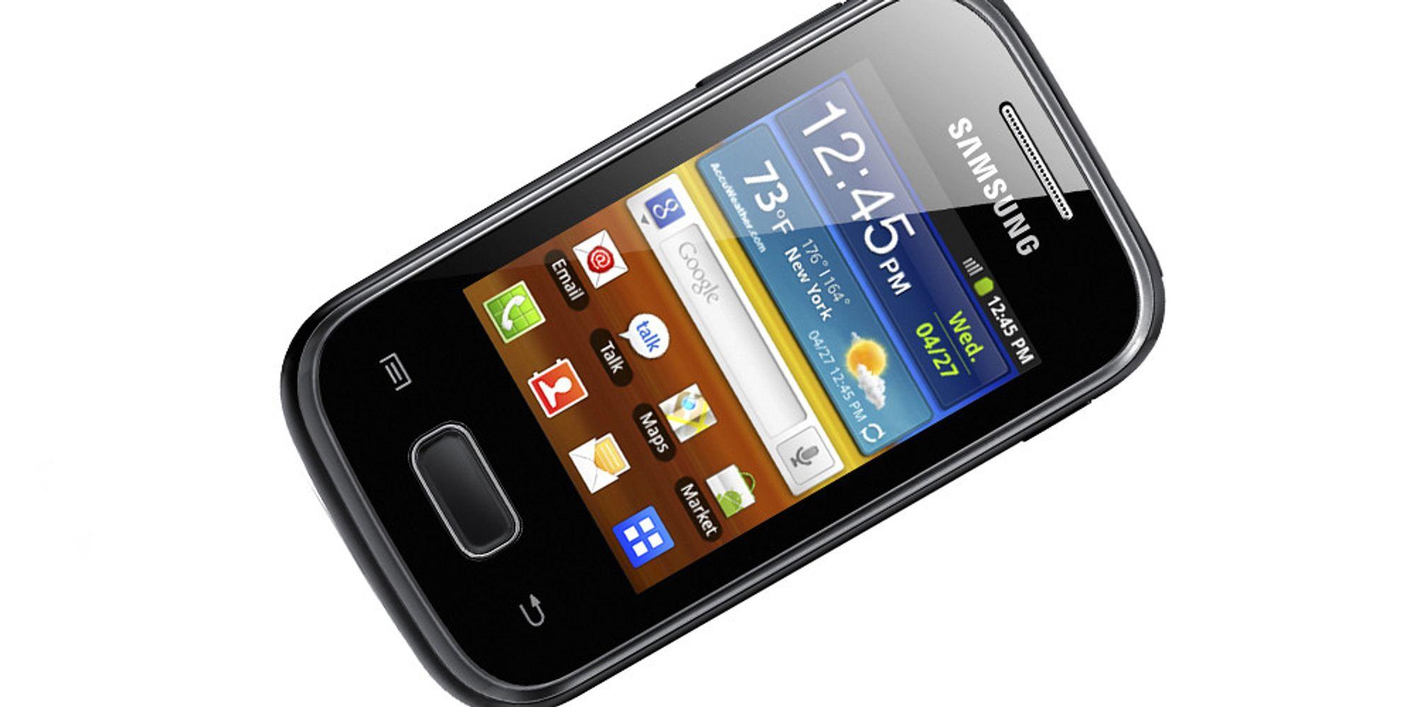 Samsung lanserer minimobil