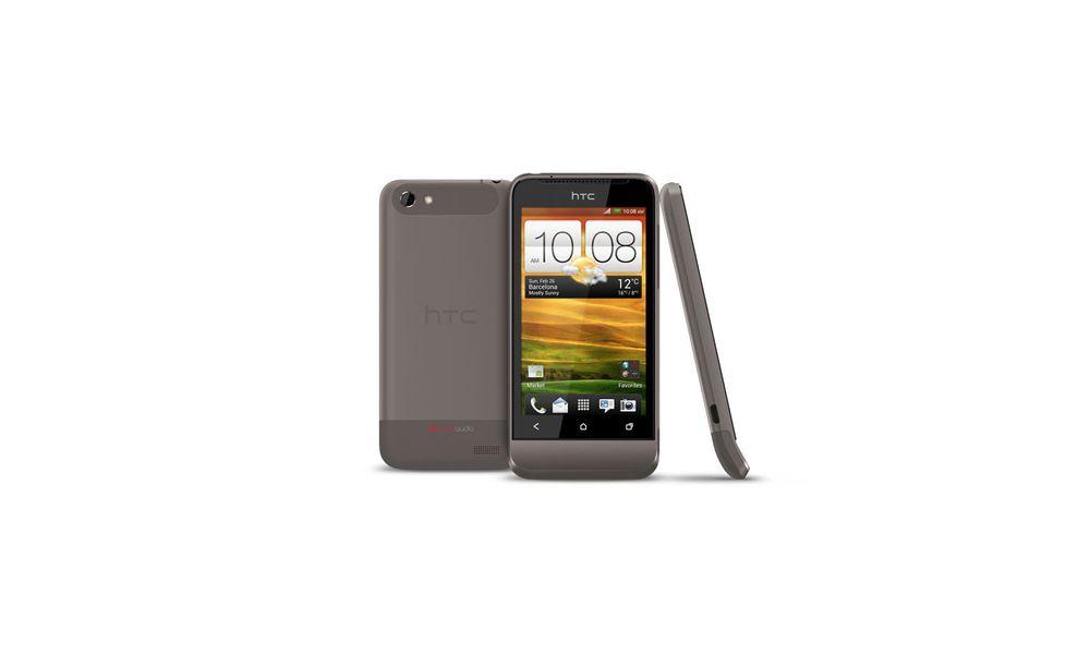 Vi har tatt på HTC One V
